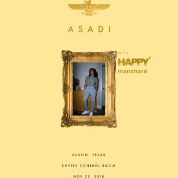 ASADI w/ Happy Happy James World + Manohara-img